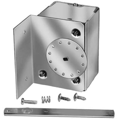 Foot mounted actuator for Honeywell damper control motor