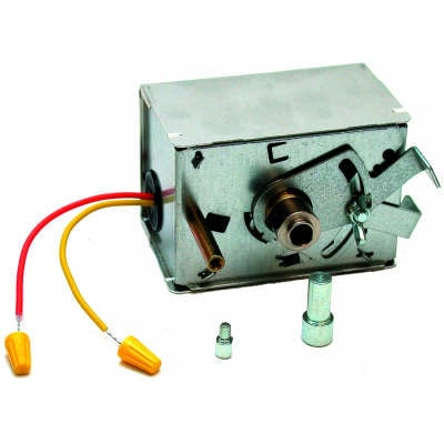 Spring return direct mounting 2 position 24 vac actuator for Honeywell damper motor m847d1004