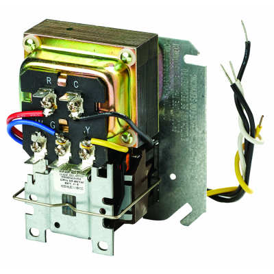 honeywell fan center control wiring diagram  honeywell HVAC 24V Transformer Wiring Diagram 120 Volt 24V DC Transformer