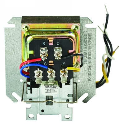honeywell fan center control wiring diagram  honeywell Basler Class 2 Transformer 24V 50VA 24 Volt Control Transformer