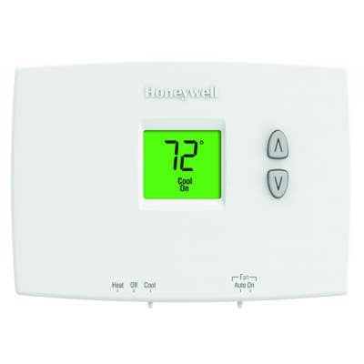Pro 1000 Horizontal Non Programmable Thermostats