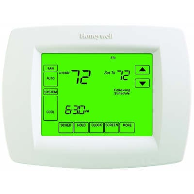 visionpro 8000 touchscreen thermostat rh customer honeywell com