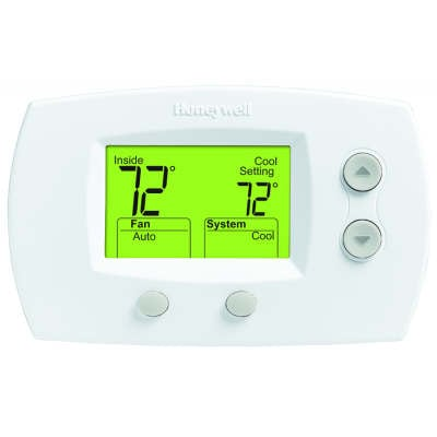 Th5220d1029 U Premier White Non Programmable Heating And