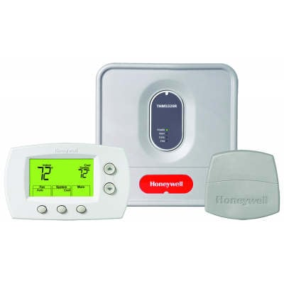 HONEYWELL, WIRELESS T-STAT KIT, NON-PROG., NO REMOTE