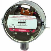 Pressure Switch, Manual Reset, 1/2 in. wc to 5 1/2 in. wc
