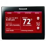 Honeywell Home Wi-Fi 9000 with Voice Control 7-Day Programmable Thermostat
