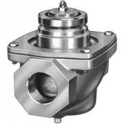 1 1/4in NPT Gas Valve w/characterize guide
