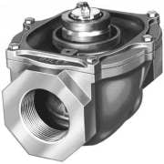 4 in Flanged Gas Valve w/safety shut-off
