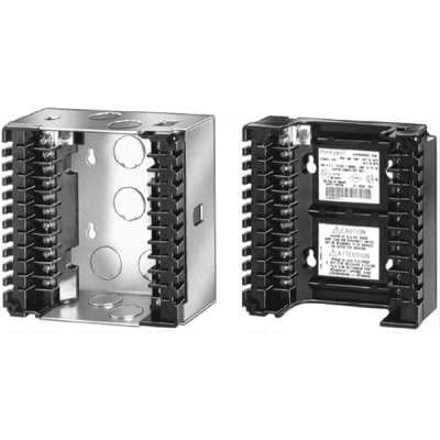 SUBBASE FOR 7800 SERIES PANEL MNT (OPEN)